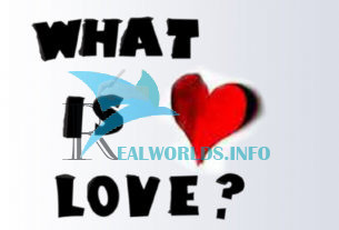 what is love realworlds